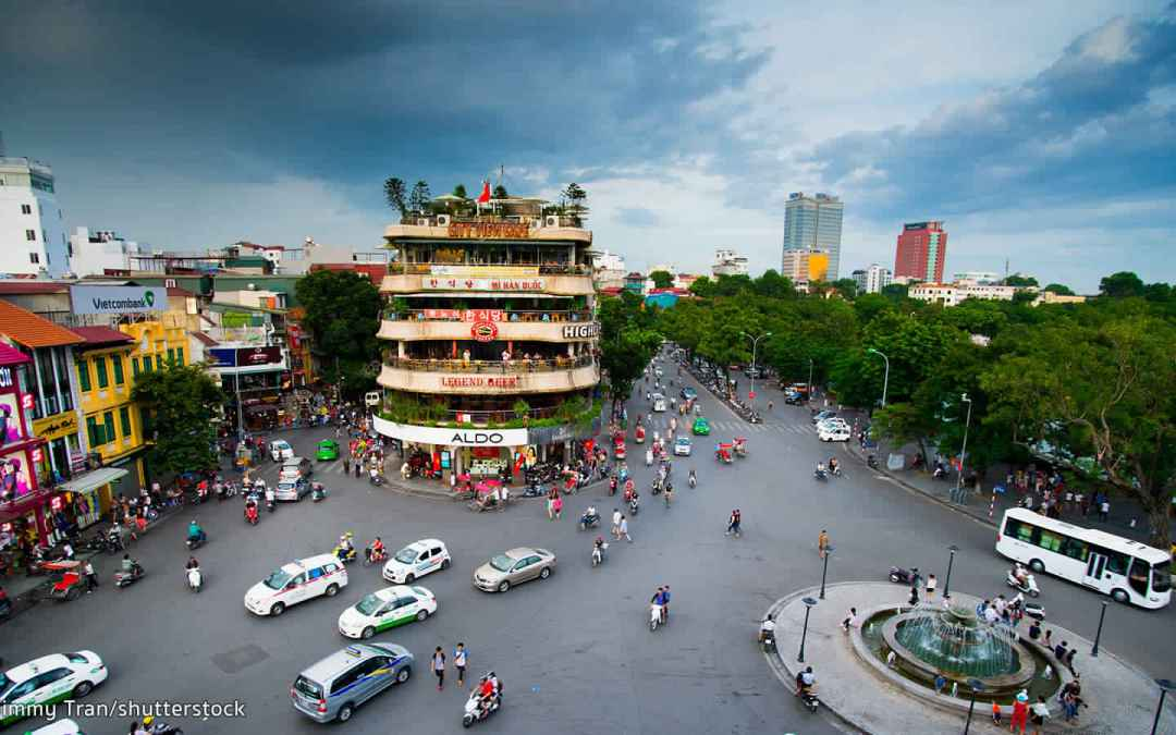 Vietnamese Culture and Organization is Well Thought, Simple and Efficient