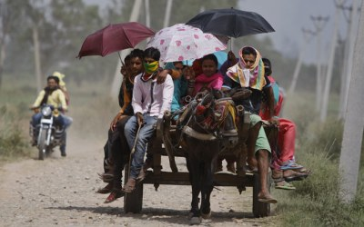 Climate change trends triggered 2016 heat waves of Asia, Alaska: Study
