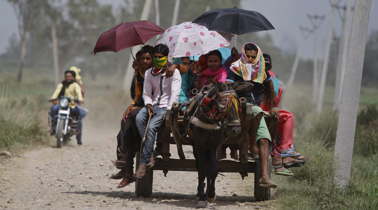 Climate change trends behind 2016 heat waves of Asia, Alaska: Study