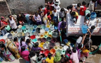 India faces massive water crisis in next 10 years