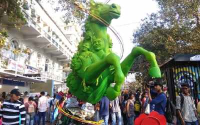 Asia's biggest culture show Kala Ghoda Arts Festival goes green