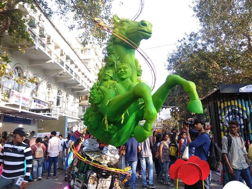 Asia's biggest culture show Kala Ghoda Arts Festival goes green