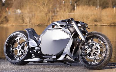 India's fastest electric bike by Naman Chopra, Rexnamo