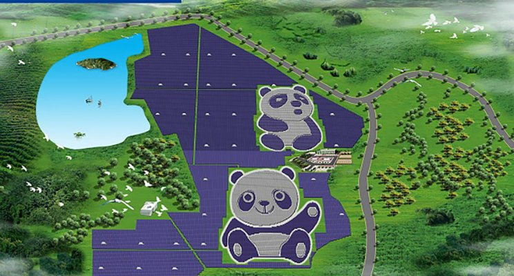World's cutest panda power plant is in China: Go Green