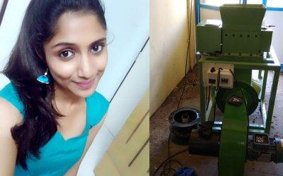 Woman social entrepreneur invents waste management tool: TrashCon