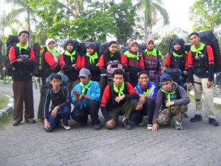 voluntary corps, indonesian redcross