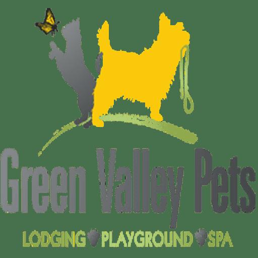 green valley pet logo