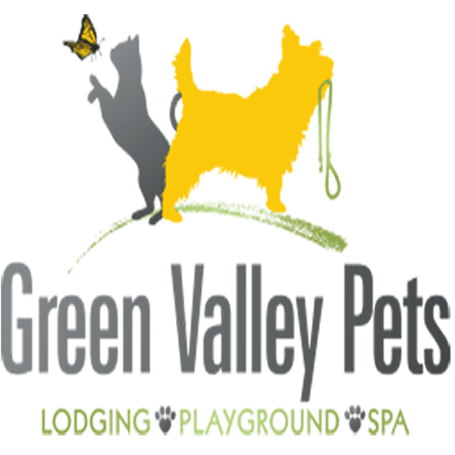 green valley pet logo