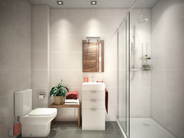 Visitor's WC | Green Views