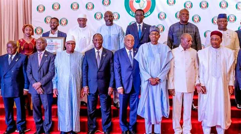 ECOWAS adopts ECO as single currency