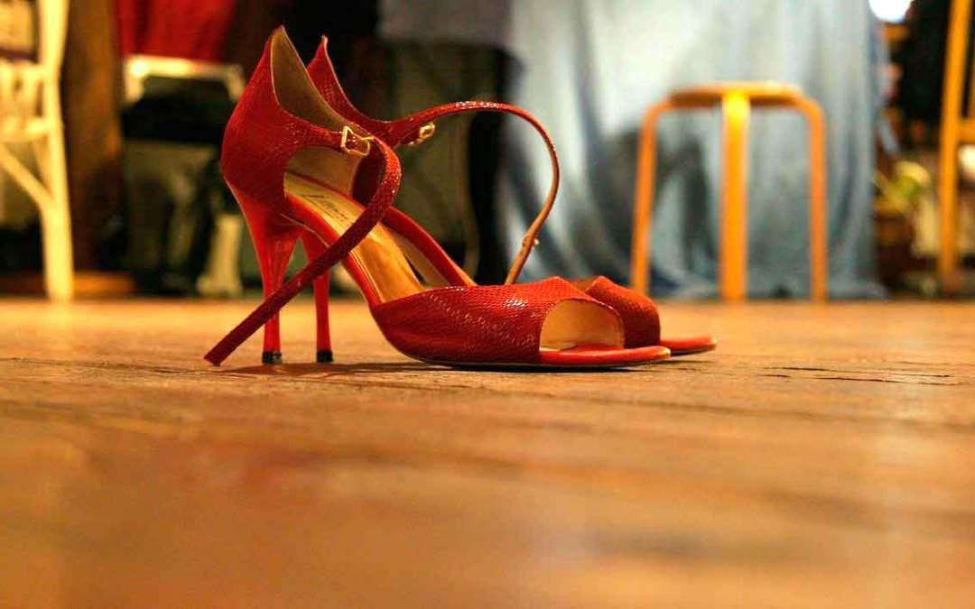 Dance woman shoes