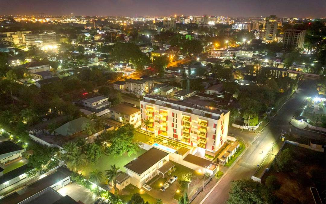 Safest neighbourhoods in Accra, Ghana