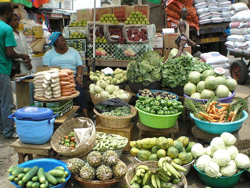 High food prices in northern Ghana pushes inflation up