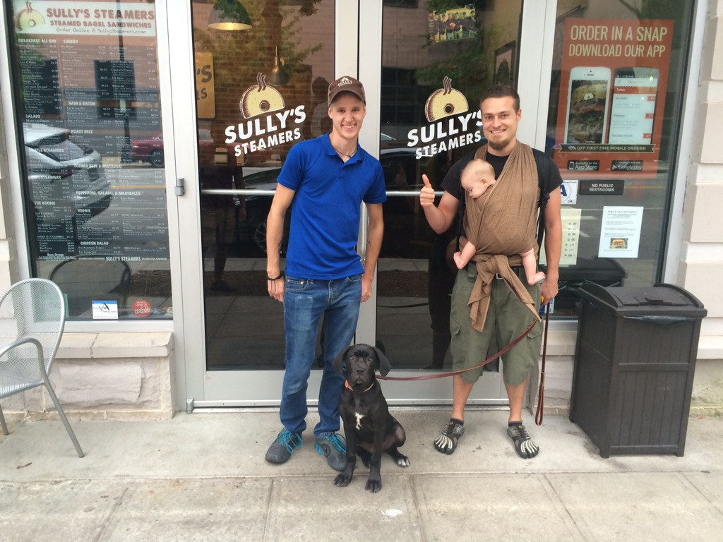 Sully's Steamers – Restaurant Review – Dog / Kid Friendly – Greenville SC