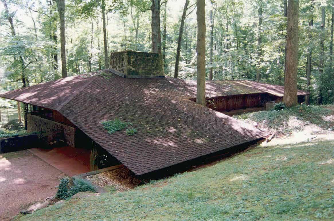 Places Frank Lloyd Wright Designed Home Broad Margin
