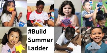 #BuildSummerLadder