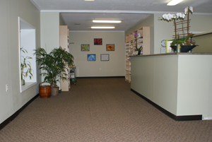 Greenville Natural Health Center photo of lobby