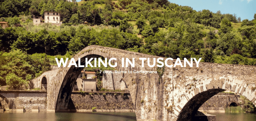 Walking Tuscany Adventure with G Adventures Way