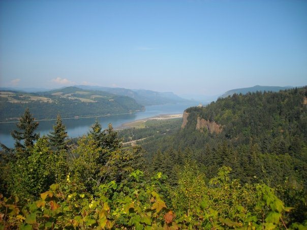 Ride Through Beauty and History in the Columbia River Gorge