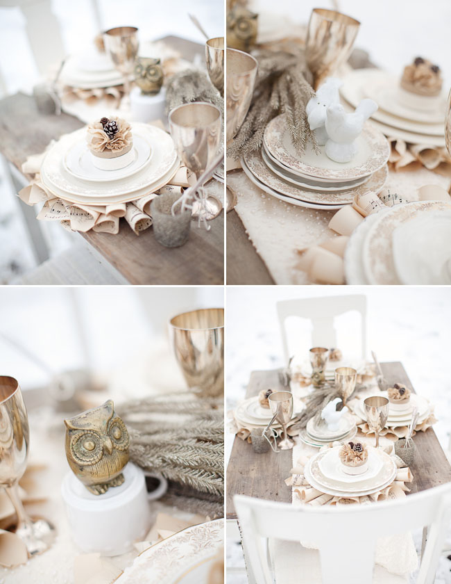 Martha Stewart Weddings Winter