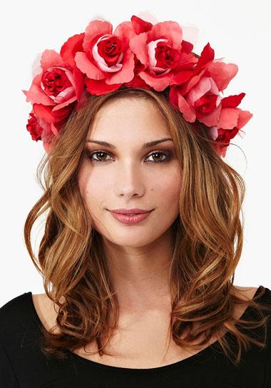 Rose Flower Rose Flower Crown
