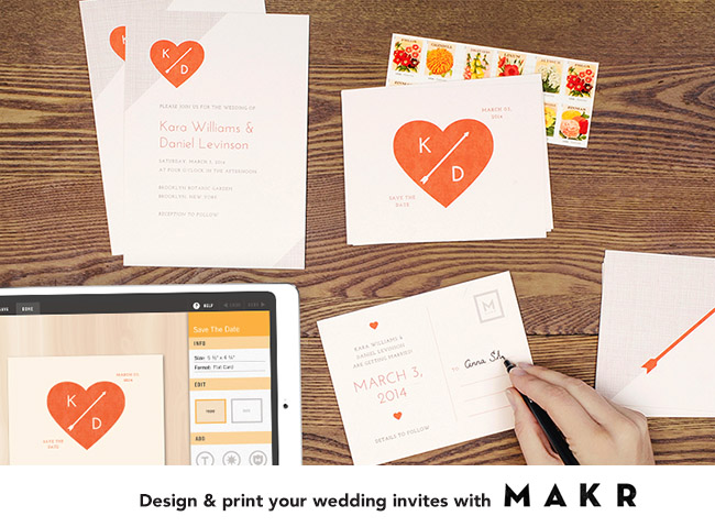 For Those Of You Working On Your Wedding Invites And Or Save The Dates We Are Excited To Share A Fun New Ipad App With Makr Using Can Design