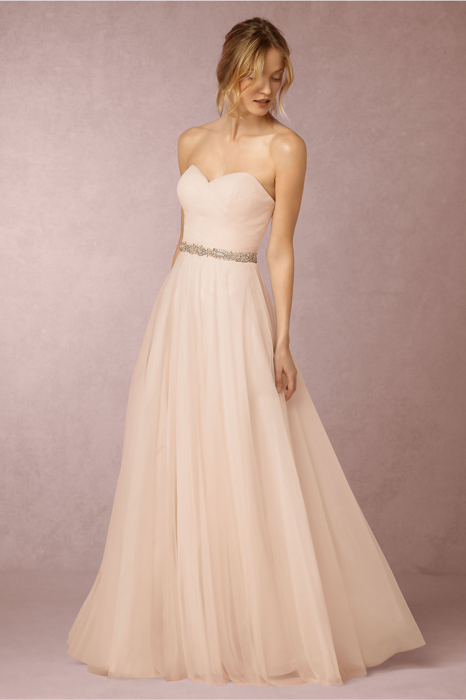 Calla Gown Green Wedding Shoes