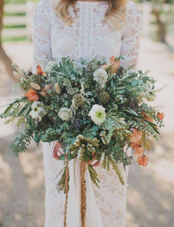 Earthy Boho Bouquet