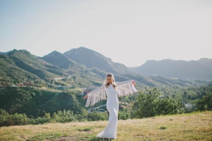 Island Bridal Wedding Dress