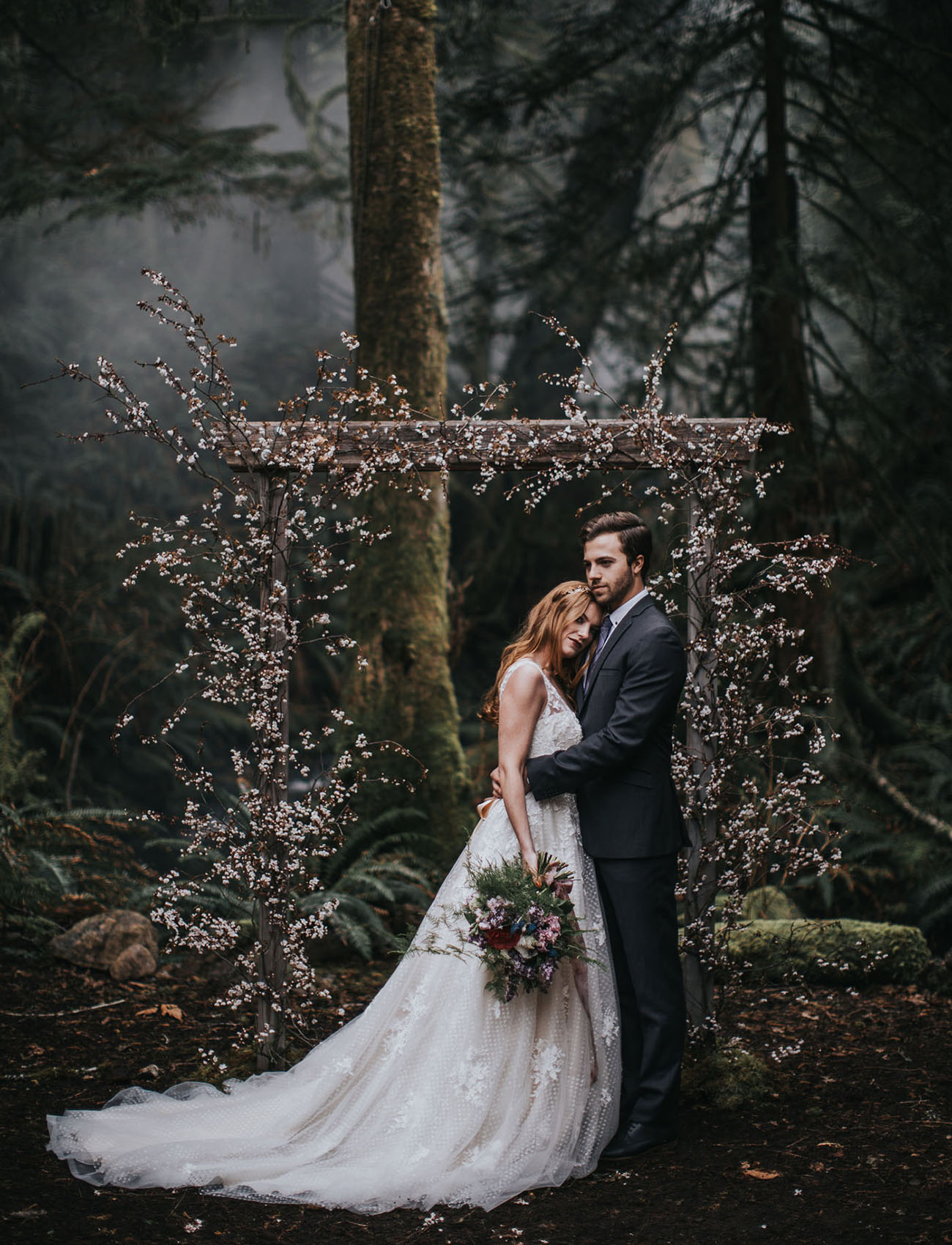 Prince White And Wedding Snow