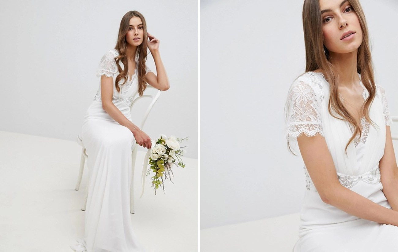 Our Favorite Wedding Dresses Under $500!