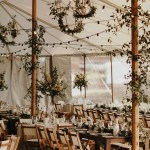 15 Magical Tent Decor Ideas For An Outdoor Wedding Green Wedding Shoes