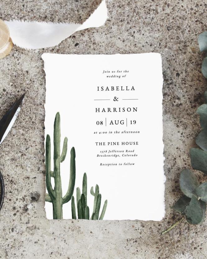 Most Beautiful Wedding Invitations