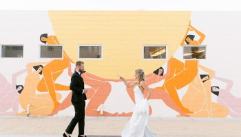 Iconic Wedding At The Ace Hotel In Palm Springs Jenna Matt