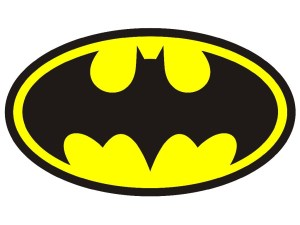 Top five logos - Batman