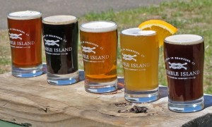 Connecticut's craft beer from Thimble Island Brewing Company