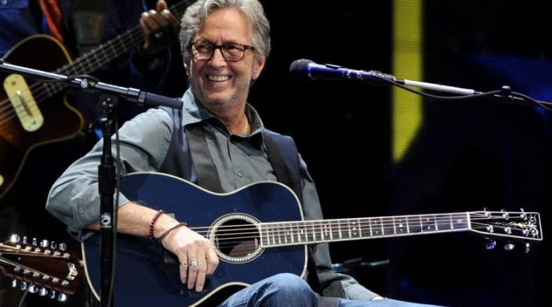 Greenwich Town Party to feature Eric Clapton as headline performer. Tickets go on sale April 5.
