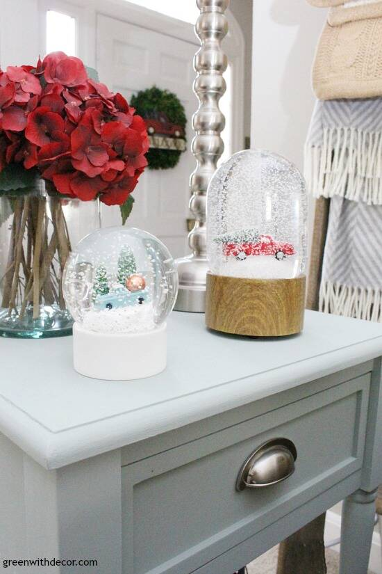 Cute Snow Globes Diy Snow Globe And Accessories The 36th