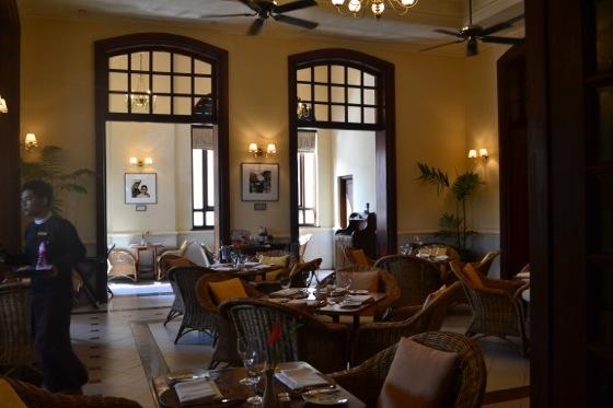 strand hotel burma yangon myanmar