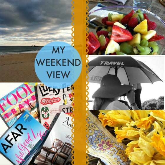 weekend view