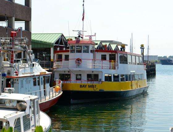 portland maine ferry