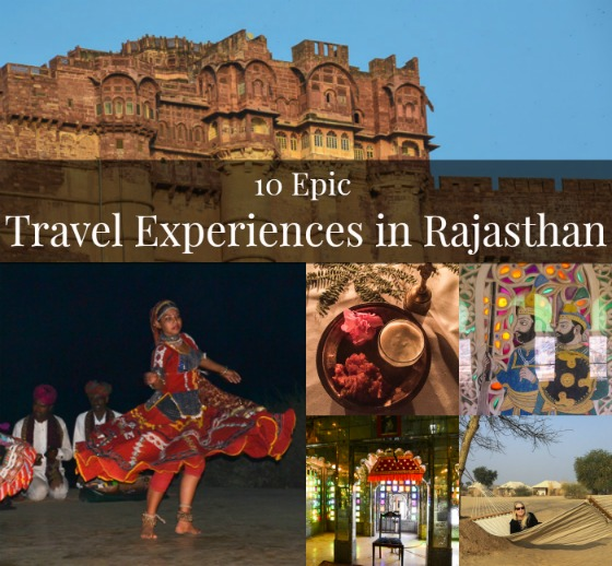 Travel Experiences in Rajasthan