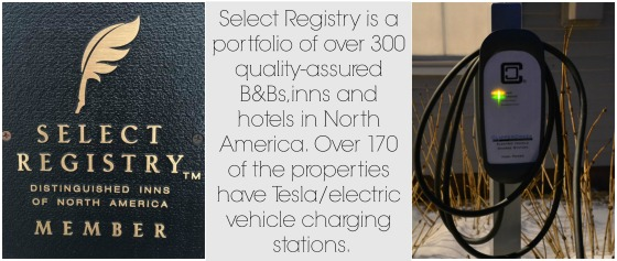 Select Registry portfolio of inns, b&bs and hotels across North America