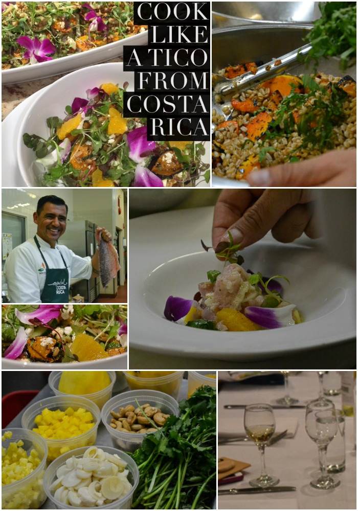 Cook like a Tico-fresh, sustainable, healthy