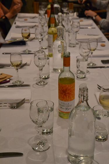 Dining at Boston University Culinary School