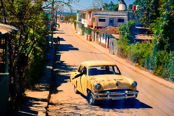 1950's cars in Trinidad, Cuba