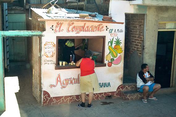 Street Food in Trinidad, Cuba