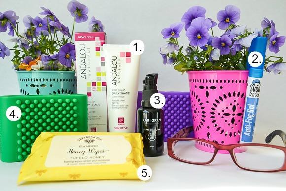 Eco beauty product roundup