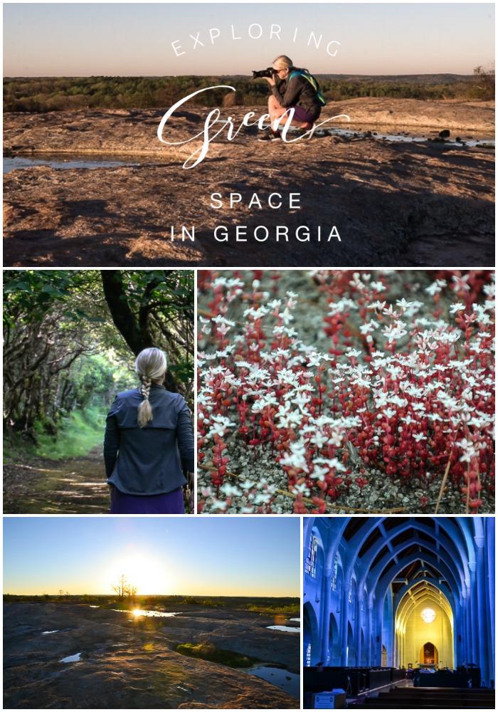 exploring greenspace atlantas dekalb county