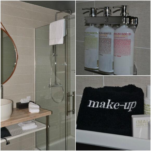 Bathroom 250 Main Hotel Rockland, ME
